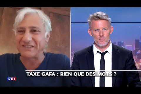 Taxer les riches ?...intervention de Frédéric Boccara sur LCI