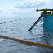 L'ado qui veut nettoyer les océans a atteint son premier objectif - RTBF Societe