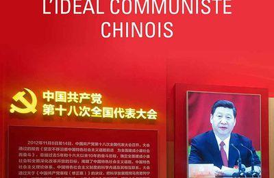 Rouge vif. L'IDÉAL COMMUNISTE CHINOIS