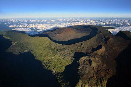 Piton de La Fournaise et son massif