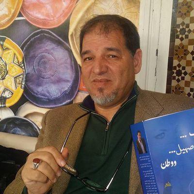 الشاعروالأديب سليمان الهواري