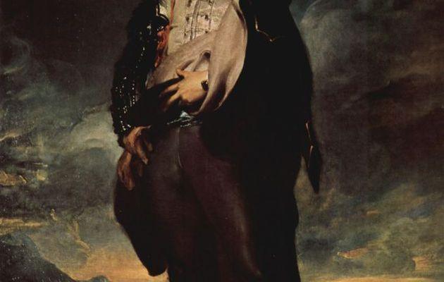 Sir Thomas Lawrence. Porträt des John Lord Mountstuart.1795, Öl auf Leinwand, 230 × 146cm.Großbritanien, Sammlung Marquesse of Bute.Großbritanien.Rokoko, Klassizismus. KO 00499