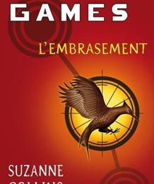 Suzanne Collins, Hunger Games (tome 2 : L'Embrasement)