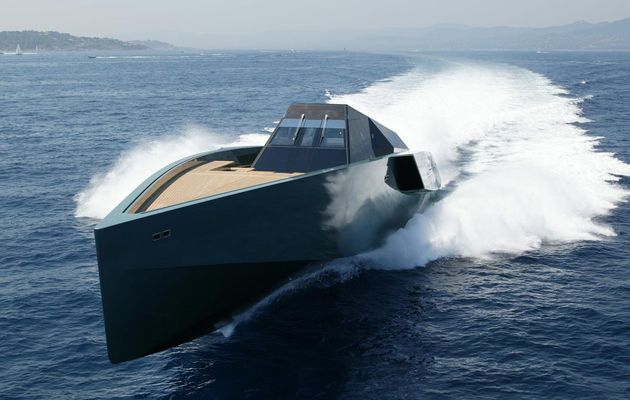 VIDEO - Wally 118, le motor-yacht extrème