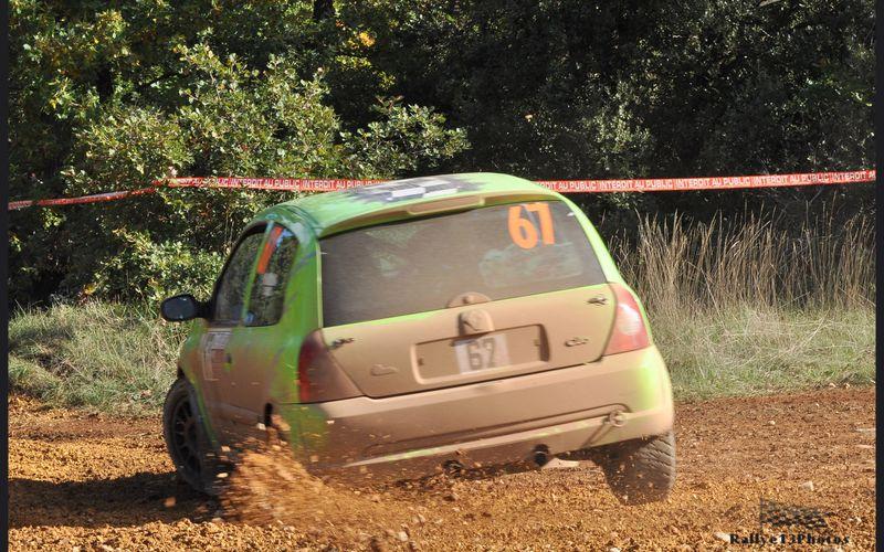 Rallye Terre du Vaucluse 2013