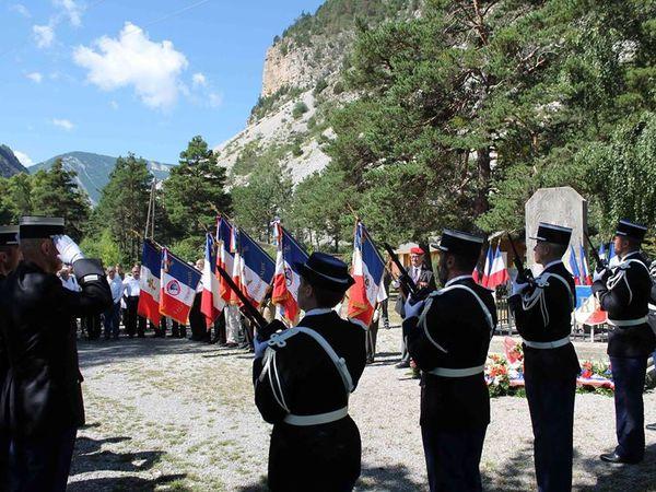 ©facebook gendarmerie des Alpes de Haute Provence