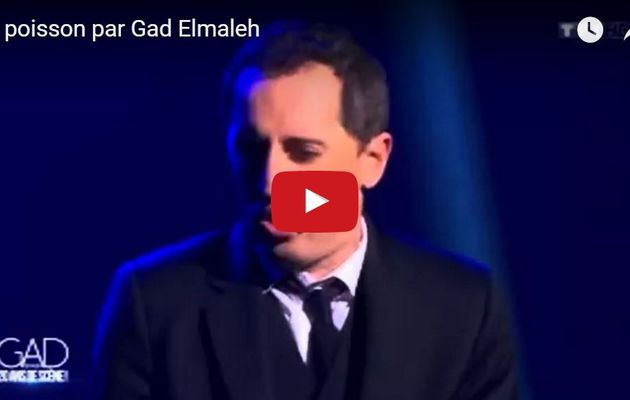 VIDEO - la pêche no kill, selon Gad Elmaleh