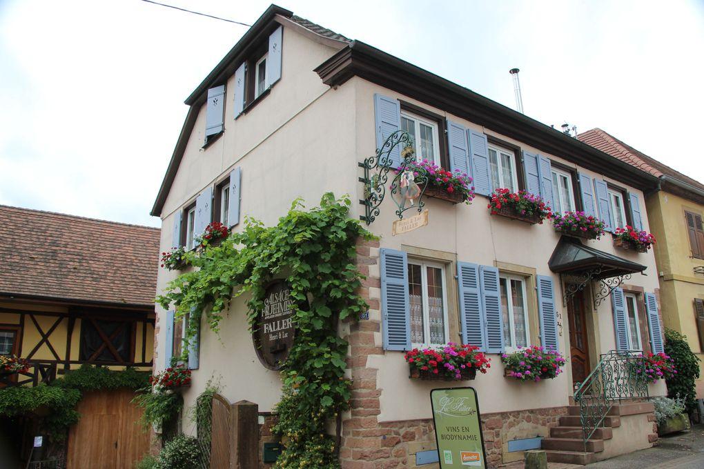 Itterswiller, village fleuri