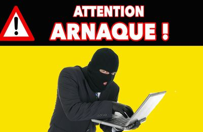 Attention, ARNAQUE par le biais de la messagerie ...