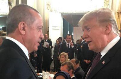 MEURTRE DE JAMAL KHASHOGGI: les questions de Recep Tayyip Erdogan et le communiqué de Donald Trump