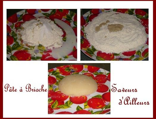 Brioche Spirale ultra moelleuse : Dinde au Curry et Fromage