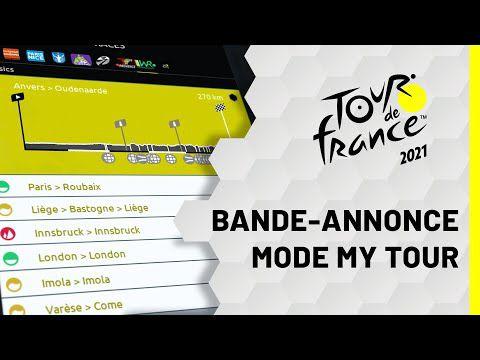 [ACTUALITE] TOUR DE FRANCE 2021 - LE NOUVEAU MODE MYTOUR DÉVOILÉ