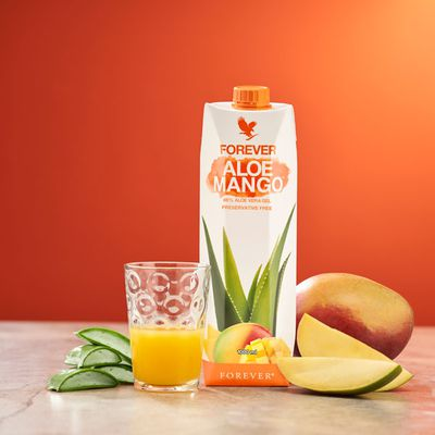 Forever Aloe Mangue – Aloe Mango – Réf 736 - Forever Living Products