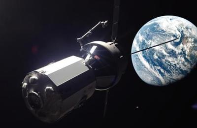 EM-3: scénario de mission pour le vol de construction du Deep Space Gateway