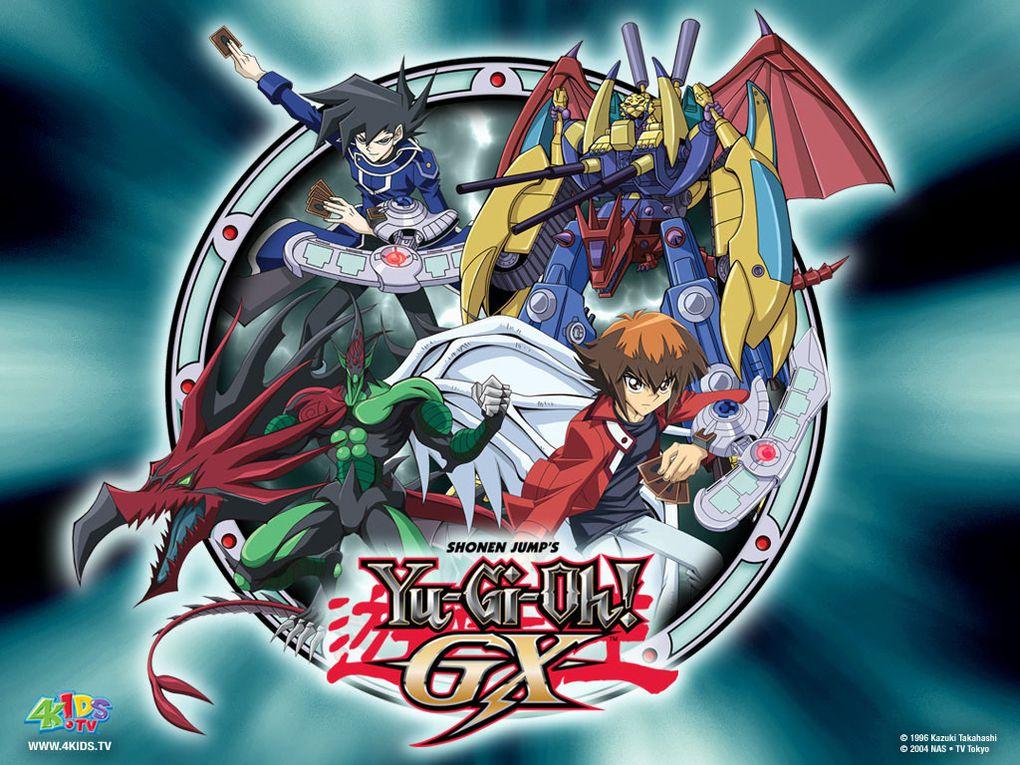 YU - GI - OH! GX