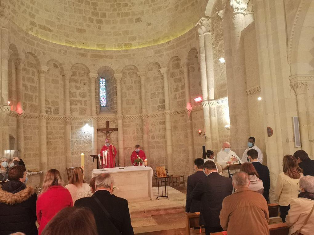 Confirmation, Reconnaissances Diocésaines et envoi en mission des Délégués Pastoraux de la Paroisse Sainte-Marie en Agenais
