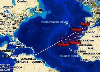 5 pétroliers iraniens en route vers le Venezuela: marche arrière des Etats-Unis