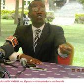 Evode Uwizeyimana aranenga FPR nk'agatsiko k'amabandi kitwaje intwaro!