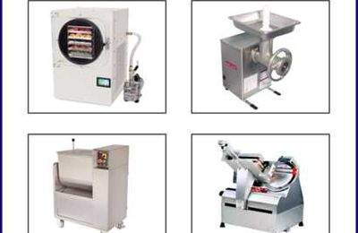 We have all models of Meat Processing Equipment- Professional Processor
