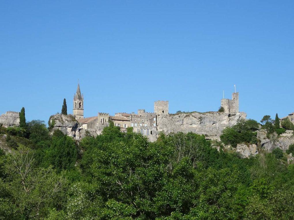 Les Cyclos Randonneurs font leurs Pâques…en Provence