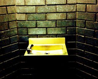 Golden sink