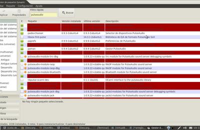 Resolver problemas pulseaudio en ubuntu 11.04, y derivadas debian