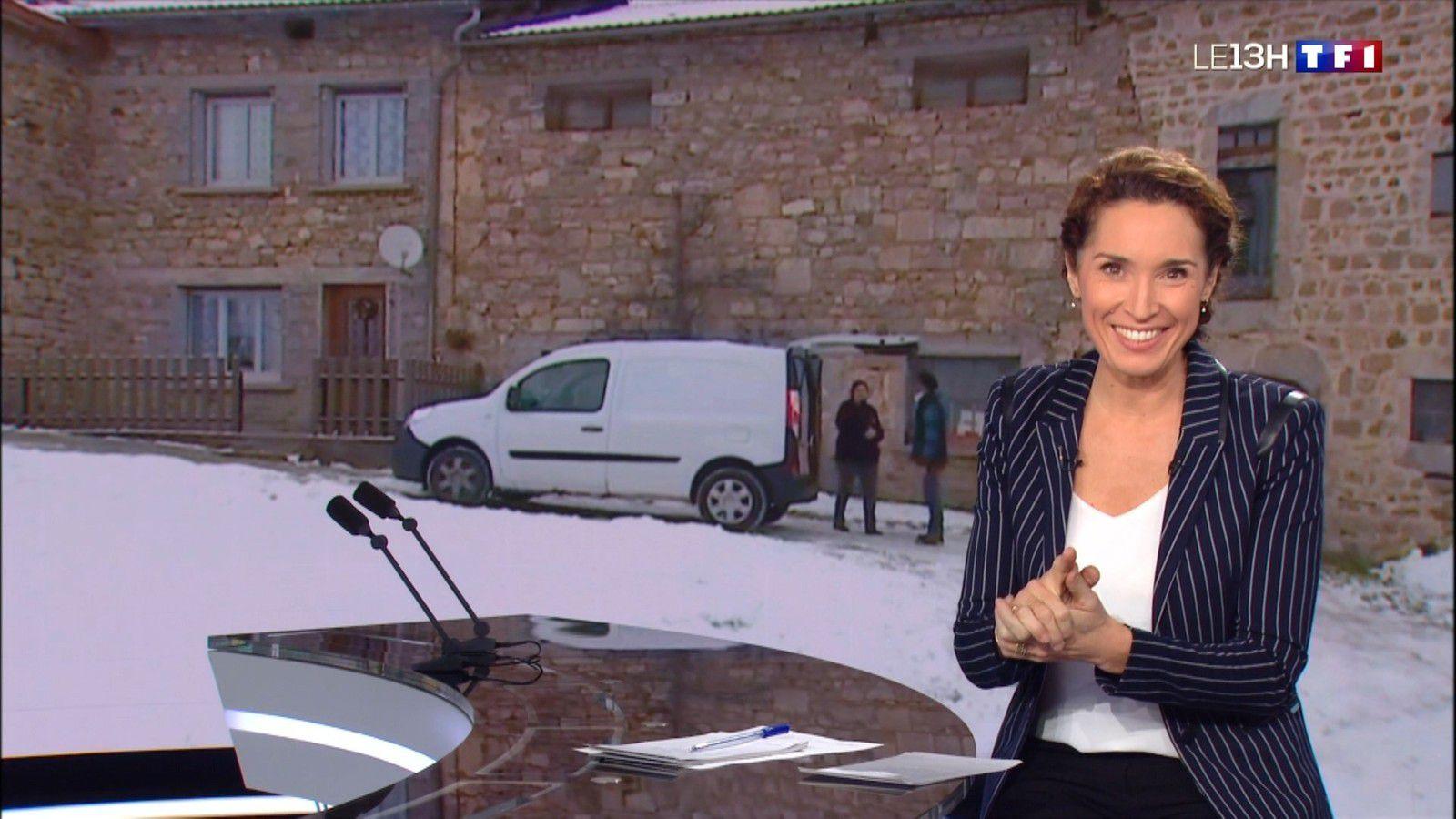 Marie-Sophie Lacarrau - 06 Janvier 2021