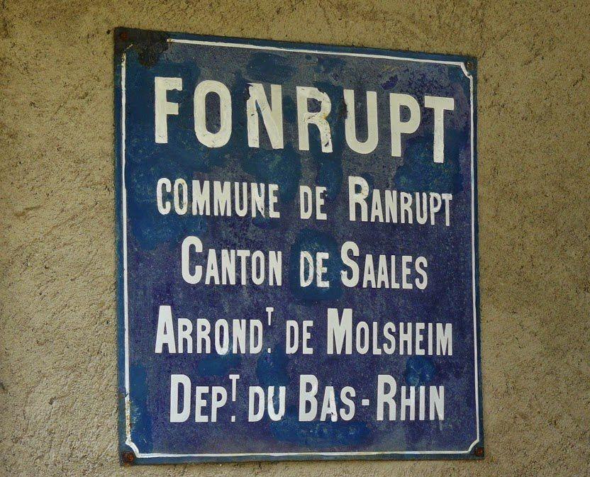 Escapade à Ranrupt, dans la Haute Vallée de la Bruche