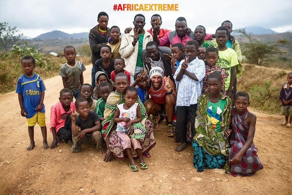 Africa Extreme 2015. Il wild Ironman Danilo Callegari ha portato a termine la sua missione africana, terza tappa del 7 Summits Solo Projects