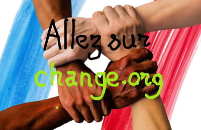 Wesign.it ne fonctionne plus! Allez sur https://www.change.org/TémoinDeFraternité