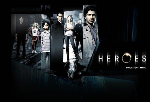 Séries, ton classement impitoyable : 39 - HEROES saison 3.