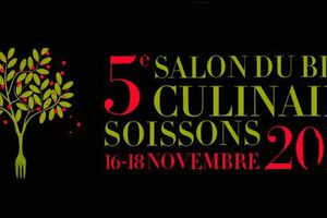 Salon du Blog Culinaire de Soissons ce week-end ~ du 16 au 18 novembre 2012
