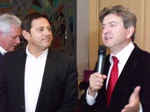 Jean-Luc MELENCHON à Algrange en 2011