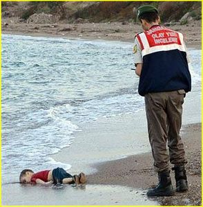 Monde : la photo de la honte