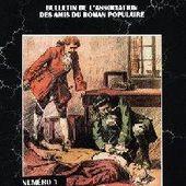 Dossier Fortuné du BOISGOBEY. Revue le Rocambole n°1. - Les Lectures de l'Oncle Paul