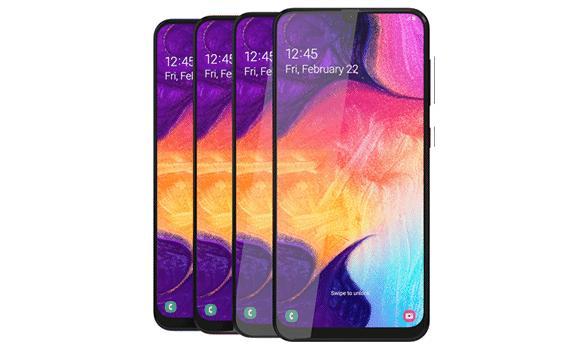 Comment réaliser une capture d'écran sur le Samsung Galaxy A50