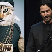 How Key and Peele got Keanu Reeves to voice a cat in 'Keanu'