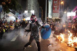 Bras de fer en passe d'être gagné par Hong Kong sur Pékin