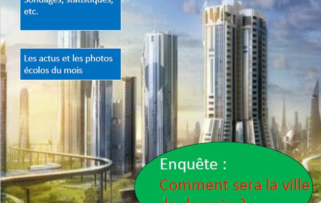 """""""Ados Écolos"""" notre nouveau magazine"""