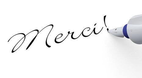 !!! MERCI !!!