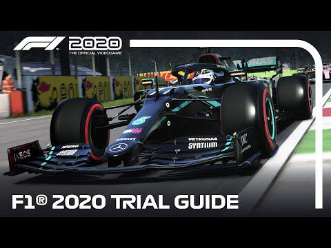 [ACTUALITE] F1 2020 - Une version d'essai gratuite disponible