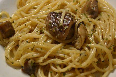 Recette cookeo spaghettis forestières