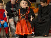 Jean Macé: fête d'Halloween (25/10/13)
