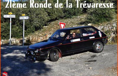 21ème Ronde de la Trévaresse - 3 et 4 novembre 2018 - Lambesc, Bouches-du-Rhône
