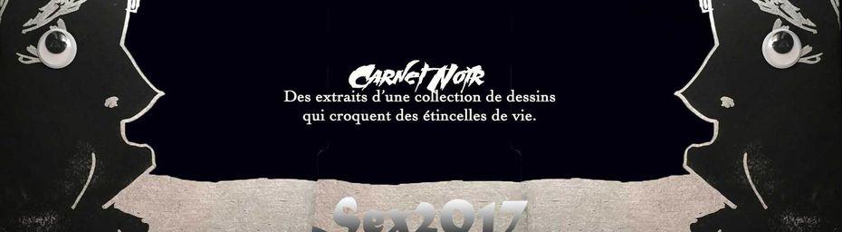 Carnet noir | Sex2017