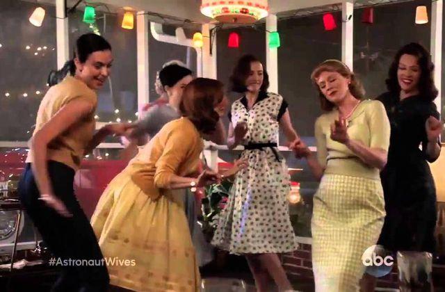 Critiques Séries : The Astronaut Wives Club. Saison 1. Pilot.