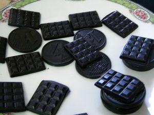 La fabrication du chocolat est véritablement un jeu d'enfant !