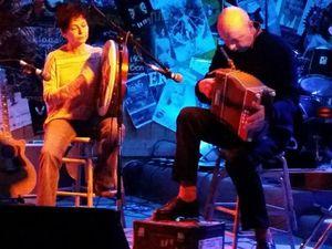 Le blues de Yogan et l'Irlande de Skellig