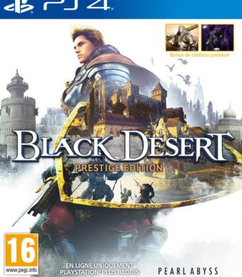 [Test] Black Desert Prestige Edition