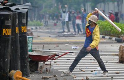 Mouvement social de masse en Indonésie